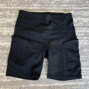 Athleta Biker Shorts